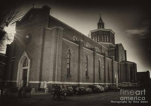 Church by Uros Zunic
