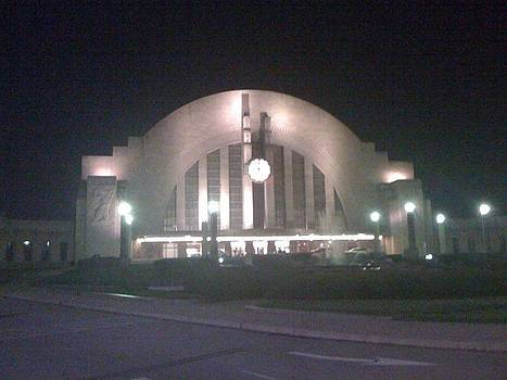 Cincinnati Station by Chris Wolf