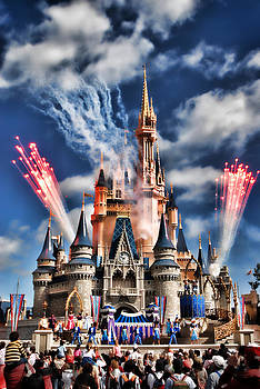 Cinderella's Castle by Brent Craft