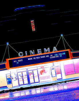 Cinema Night by Michael Shreves