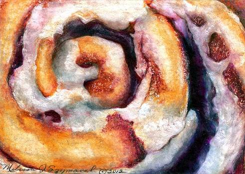 Cinnamon Roll by Melissa J Szymanski