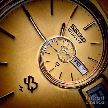 Circle Watch by Dale Daniel