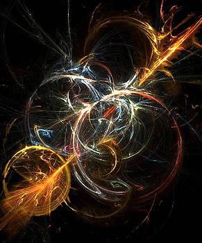 Circles by Maria Varga-Hansen