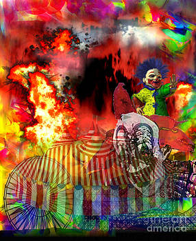 Circus Insane by Todd Amen
