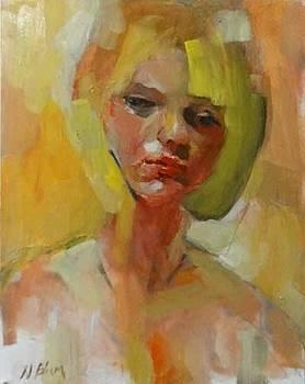 Citrus Girl by Nancy Blum