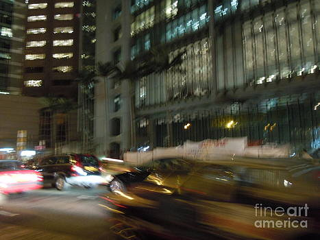 City Cars by Lam Lam