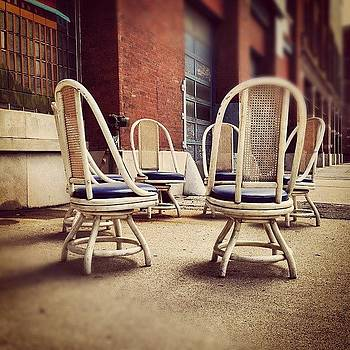 City Chairs by Love Bird Photo