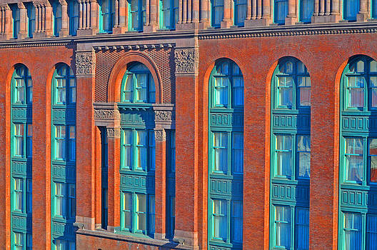 City Details by Peter  McIntosh