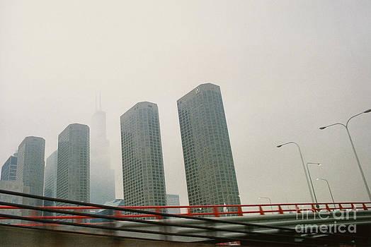 City II by John  Fix