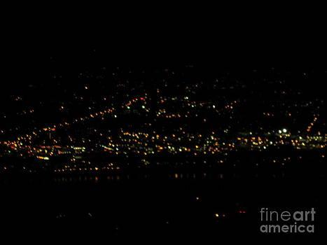 City Lights by Nicole Bibbens