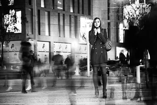 City Loneliness by Alex Komlev
