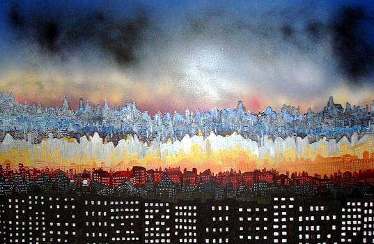 Robert Handler - City Never Sleeps