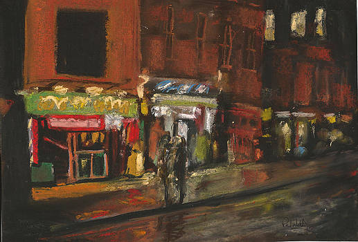 Paul Mitchell - City Night 4