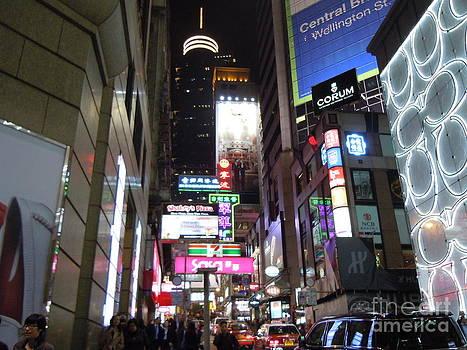 City Night Entertainment by Lam Lam