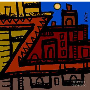 City Nigth by Daniel Katz