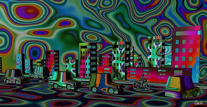 City of aquatic splendour by Harold Egbune