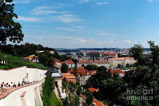 Pravine Chester - City of Prague