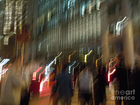 City People by Lam Lam