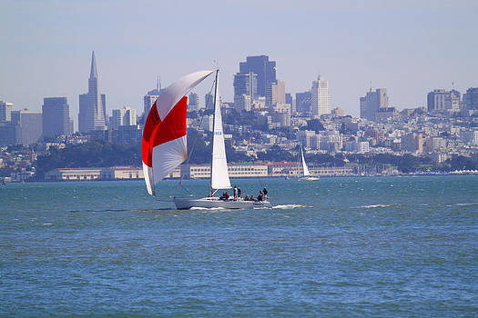 Dennis Jones - City Sailing
