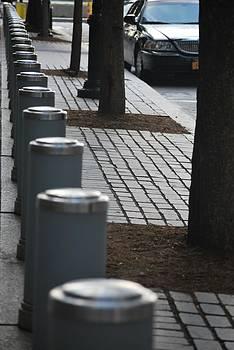 Michelle Cruz - City Sidewalk