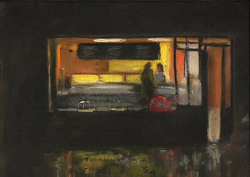Paul Mitchell - City Takeaway At Night