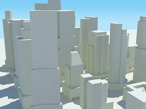 Cityscape 4 by Jeremy Allen