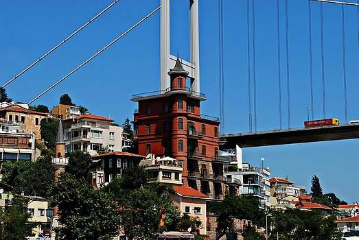 Dean Harte - Cityscape 6 - Fatih Sultan Mehmet Bridge across the Bosphorus