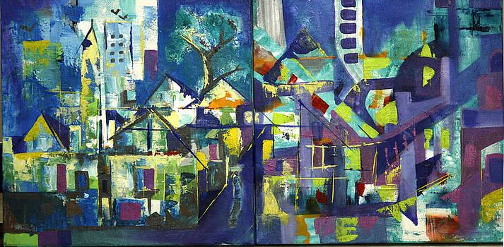 CityScape by John Vetha