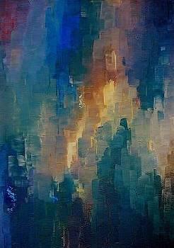 Cityscape by Leana Gadbois-Sills