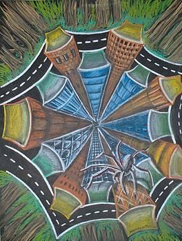 Cityweb by Josh Mayfield