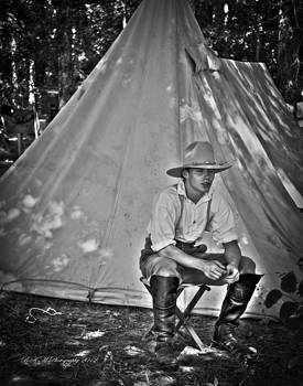 Civil Camp by Bobby Martin