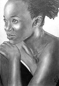 Clair Mawisa by Sylvanant Dube