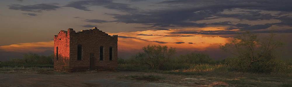 Clairmont Jail by Robert Hudnall