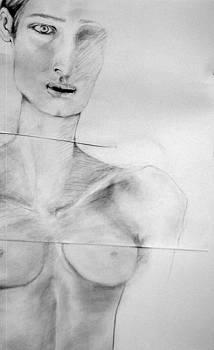 Clare 3 by Carole Osullivan