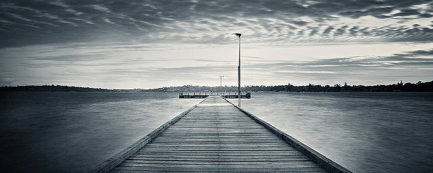Claremont Jetty by Jimmy Chong