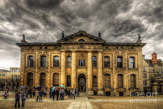 Yhun Suarez - Clarendon Building - Oxford