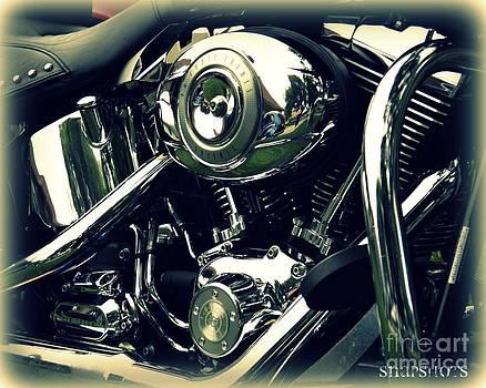 Emily Kelley - Classic Harley