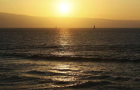 Marilyn Hunt - Classic Hawaiian Sunset