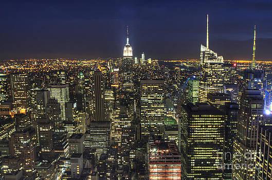 Yhun Suarez - Classic Manhattan