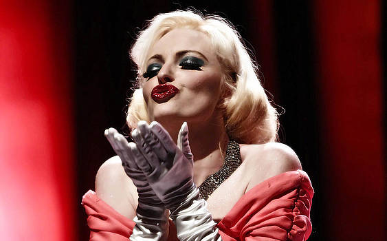 Classic Marilyn by Elizabeth Hart