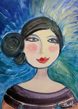 Claudia by Bev Hart