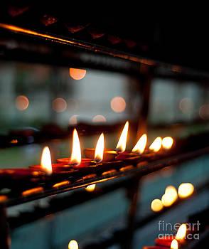 Venura Herath - Clay Lamps