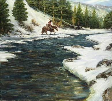 Clear Creek by John Galvan