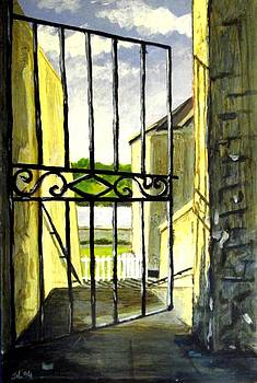 Clifden Gateway Co. Galway by John  Nolan
