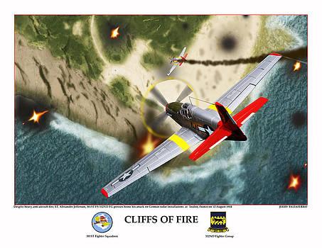 Cliffs Of Fire by Jerry Taliaferro