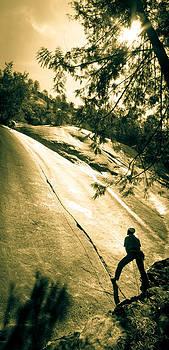 Jonathan Hansen - Climber 1