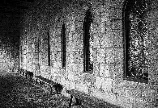 Cloisters by Maria Scarfone