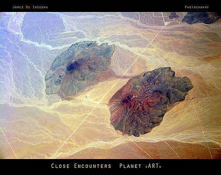 James BO  Insogna - Close Encounters - Planet eARTh