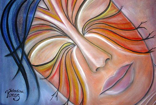 Closed Eyes by Valentina Kross