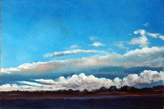 Cloud Patterns by Robert Harvey